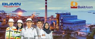 Lowongan Kerja BUMN Terbaru PT Bukit Asam Tbk (Persero) Besar Besaran