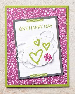Stampin' Up! 2018 Sale-a-bration Favorite: 16 Sweet Soiree Memories & More Projects