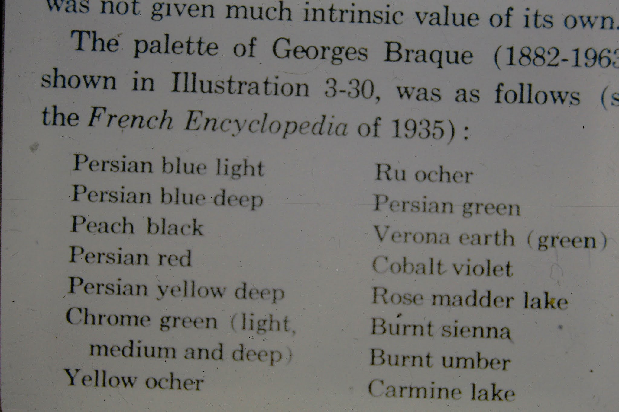 Braque Textbook