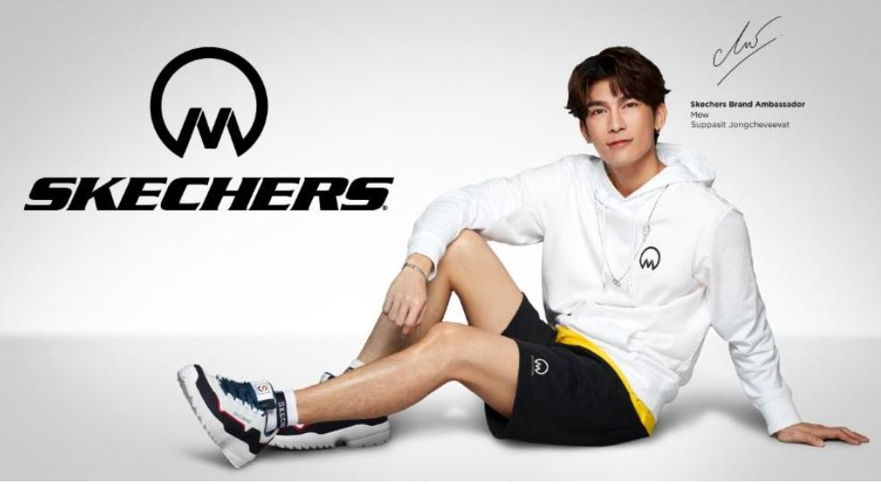 SKECHERS AND MEW SUPPASIT LAUNCHES SPECIAL COLLABORATION