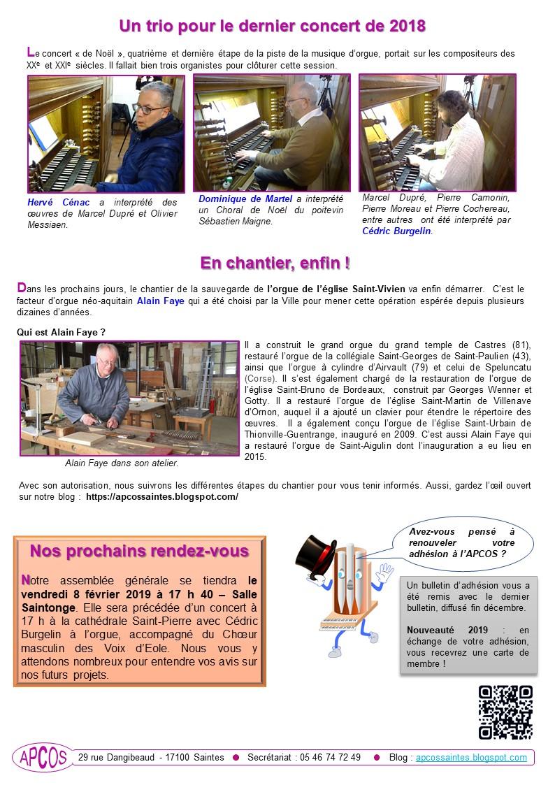Lettre Apcos 8 - page 2 - apcossaintes