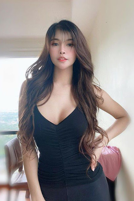 Hot and sexy photos of beautiful busty asian hottie chick Pinay model artist Georgina Fortalejo photo highlights on Pinays Finest sexy nude photo collection site.
