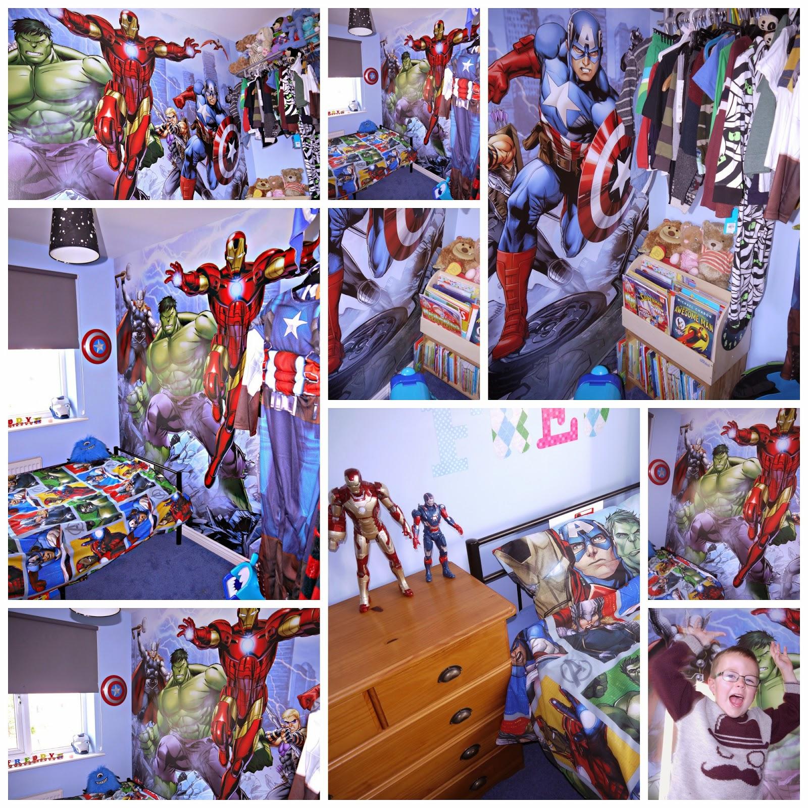 Dulux, Superhero Bedroom
