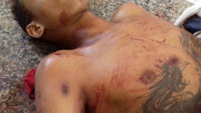 Urgente! Assaltante morre em troca de tiros com a PM de Chapadinha.