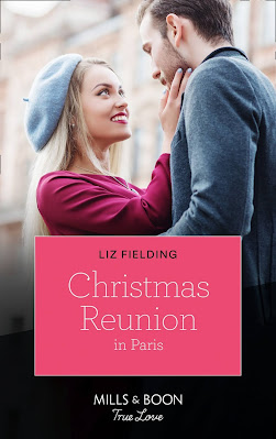 French Village Diaries book review Christmas Reunion in Paris Liz Fielding