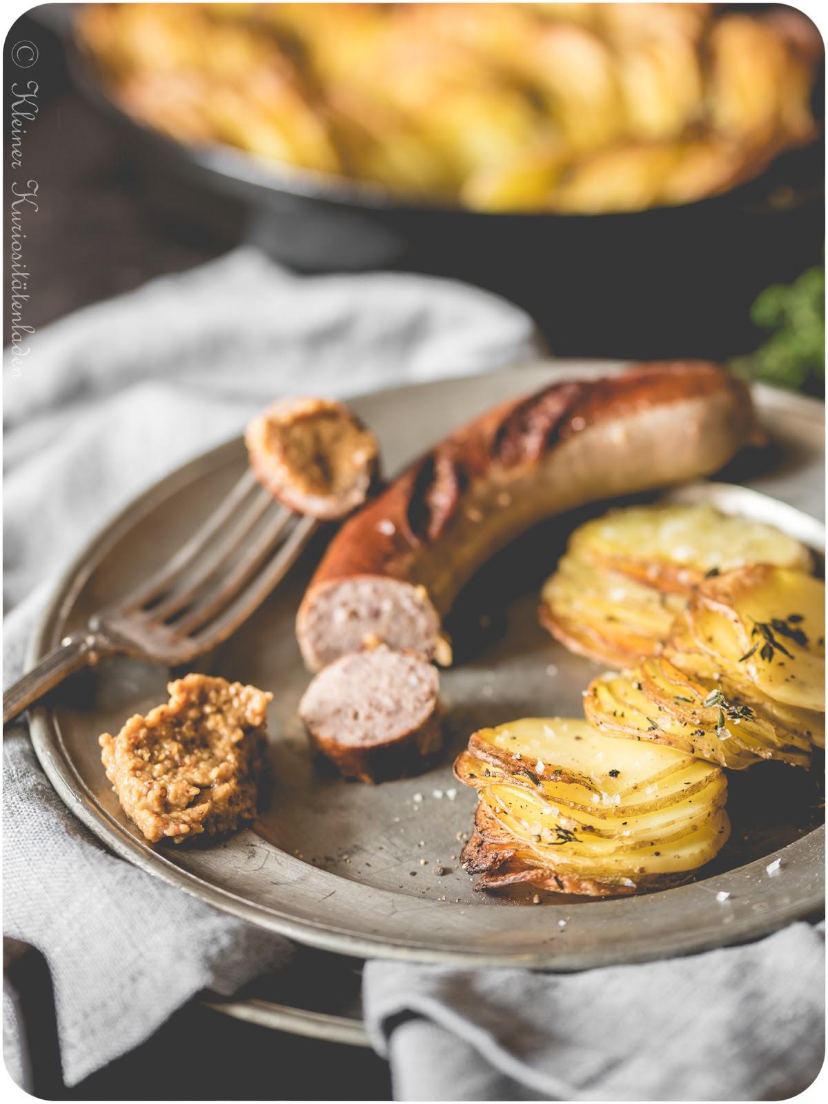 Tian de Pommes de Terres - Extraknusprige Ofenkartoffeln