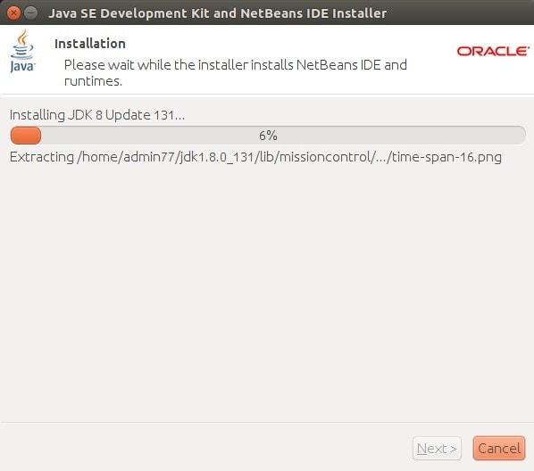 Prosses Installasi JDK + NetBeans IDE