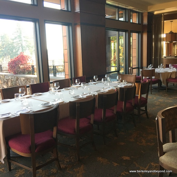 Jory Restaurant at The Allison Inn & Spa in Newberg, Oregon