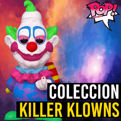 Lista de figuras Funko POP Killer Klowns