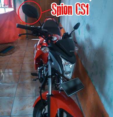 spion cs1 di honda verza