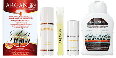 Arganlife Hair and Skin Products