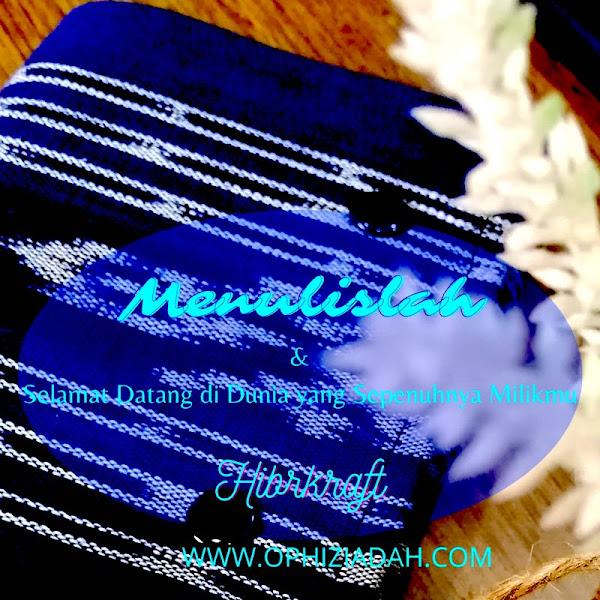 Journaling dari Hati dengan Handmade Journal Hibrkraft