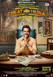 Cheat India First Look Poster