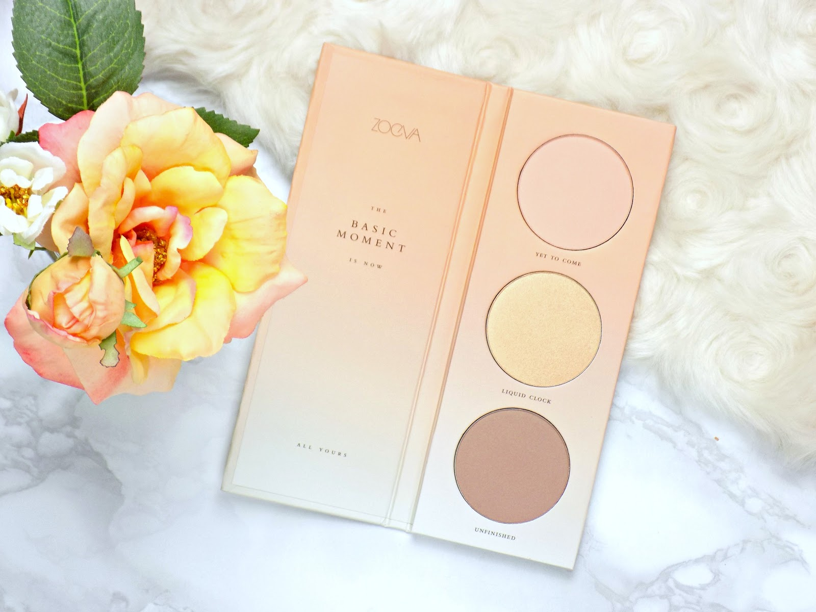 Zoeva Basic Moment Blush Palette