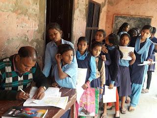 Health-camp-sarai-pokhar-madhubani