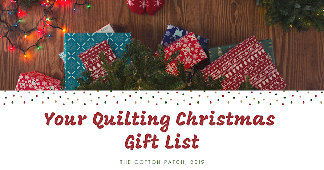 Cotton Patch Christmas Gifts