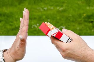 Berhenti Meokok