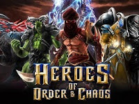 Download Game Android Heroes of Order & Chaos HD APK