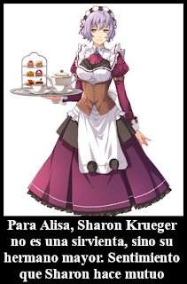 Sharon Krueger Alisa Reinford Trails of Cold Steel