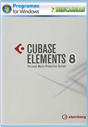 Cubase Elements 8 [Full] [Español] [MEGA]