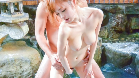 WATCH Big tits Mikuru Shiina superb Asian blowjob