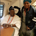 Olubadan Poses With His Wives As They Board A First Class Train In London. Photos