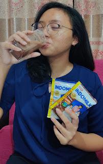 Susu Bubuk Untuk anak