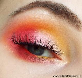 Bh Cosmetics Mimosa makeup