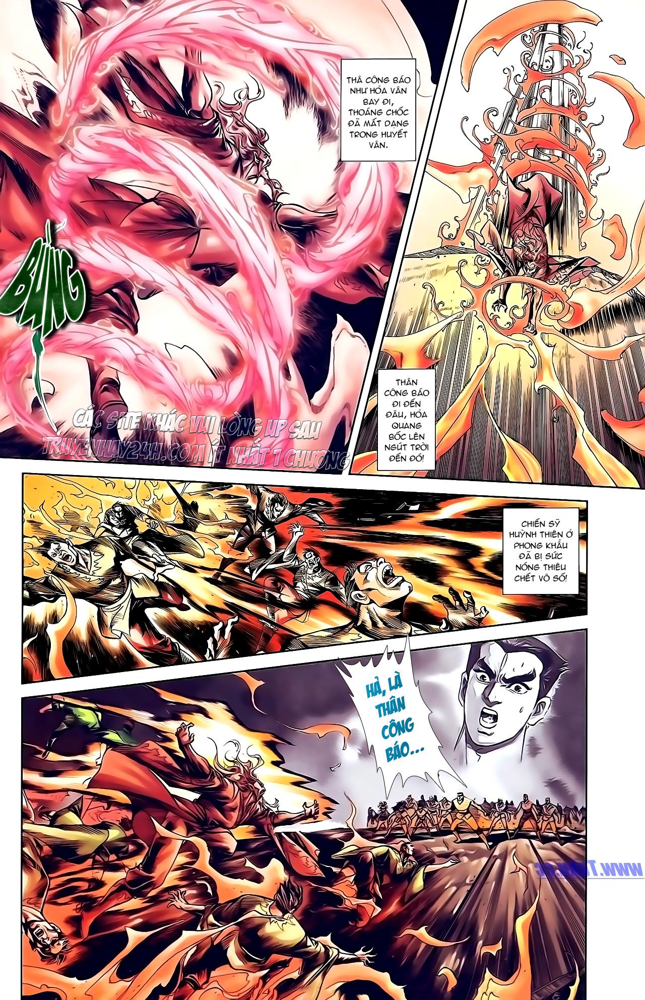 Cơ Phát Khai Chu Bản chapter 153 trang 31