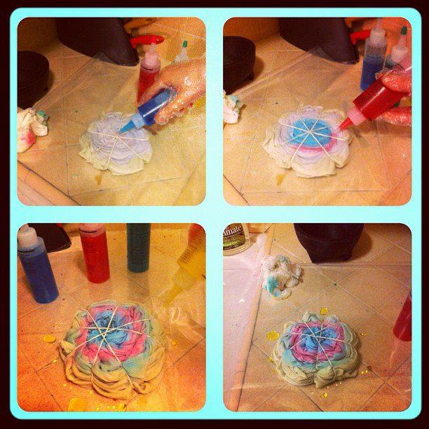 d127f57cd2cf Subject to Fashion  DIY  Pastel tie dye!