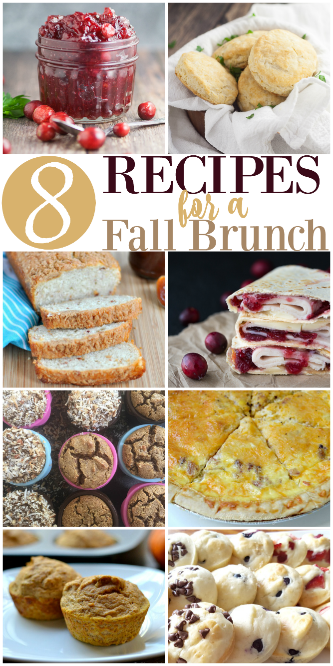 the life of jennifer dawn fall brunch recipes and weekly link party