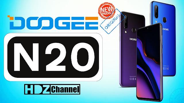 سعر ومواصفات Doogee N20 في الجزائر