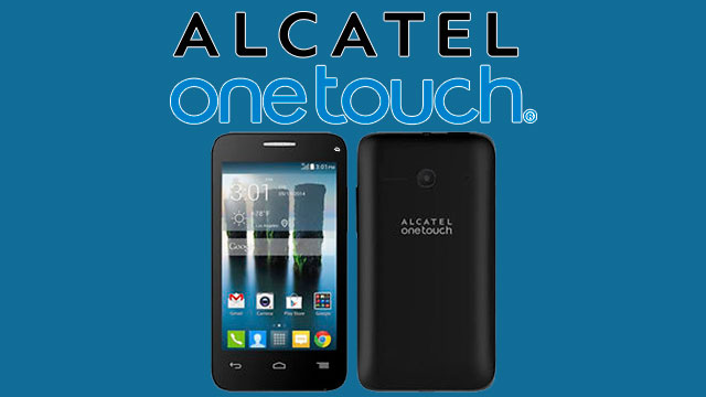 rom stock Alcatel OT Evolve 2 4037T
