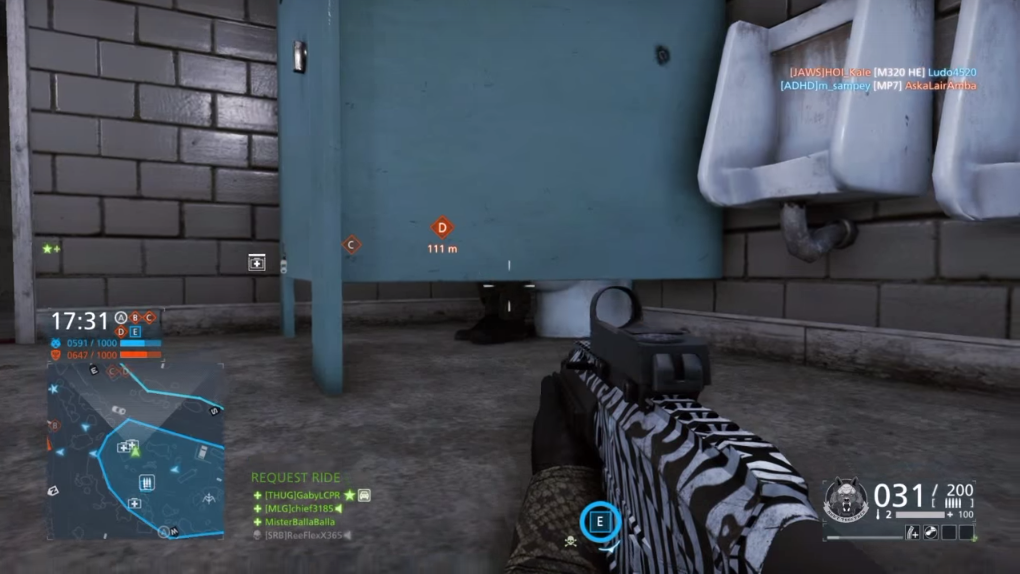 Novo Easter Egg é encontrado no Battlefield Hardline