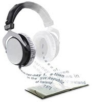 Record an audio book with sound recording software