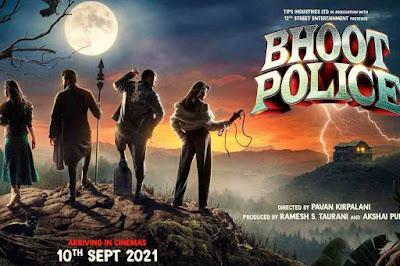 Bhoot Police Star Cast Name, Wiki