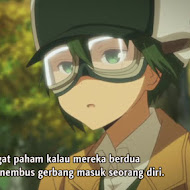 Kino no Tabi: The Beautiful World Episode 07 Subtitle Indonesia