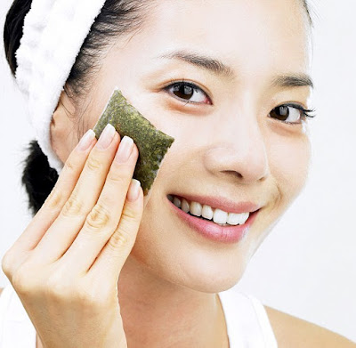 Green tea toner and facial mist for minimizing pores