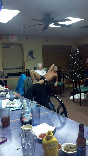 Lustige Oma Party - Hangover zu Weihnachten lustig