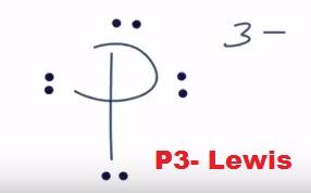 P3– Lewis Yapısı