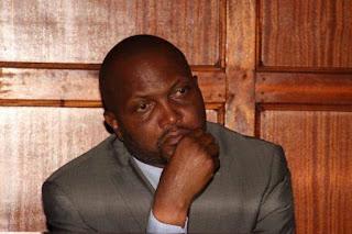 Moses Kuria lead in the Gatundu south polls. PHOTO | Courtesy