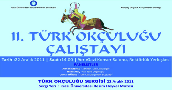 türklerde ok ve yay