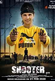 Shooter (2020) Full Movie Download mp4moviez Punjabi Movie