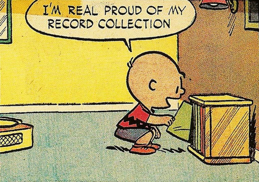 Charlie Brown Says