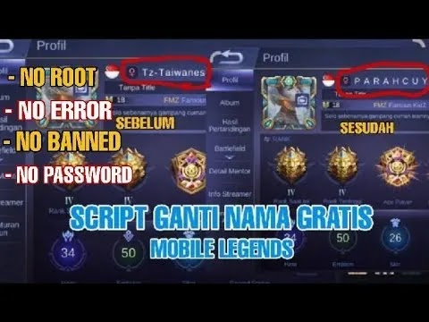 How to change ML name without Diamond 2021