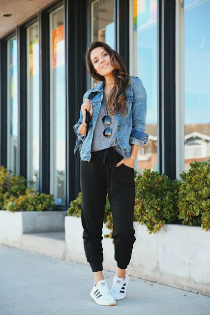 21 Cute Denim Jacket Outfits for Women