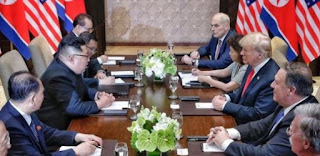 وزير خارجية الولايات المتحدة إلى كوريا الشمالية