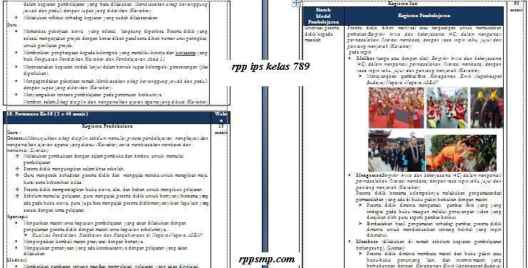 Download Rpp Ips Smp Kelas 7 8 9 Kurikulum 2013 Revisi 2017 Dan Revisi 2020 1 Lembar Semester 1 2 Ganjil Dan Genap Lengkap Silabus Promes Prota Dll Rpp Sd Smp Mts Sma Smk Kurikulum 2013 Revisi 2017 2018 2019 2020 2021