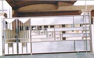 model dari pagar bahan stenlis 2018