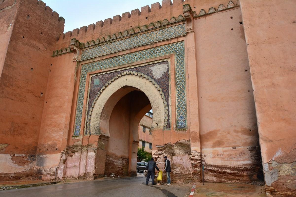 Bab Berdaine Meknès